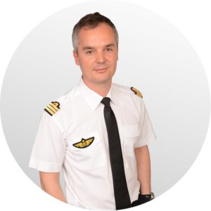 Full Flight Simulator - Laurent Garcia