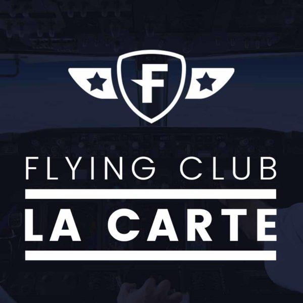 Simulateur de vol Full Flight à Paris - La Carte Flying Club