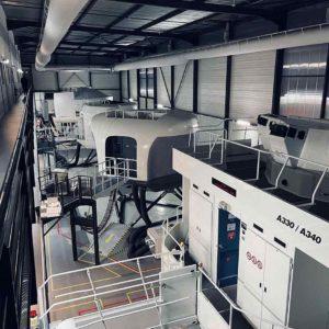Simulateur de vol Full Flight à Paris Airbus A330