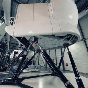 Simulateur de vol Full Flight à Paris Airbus A320